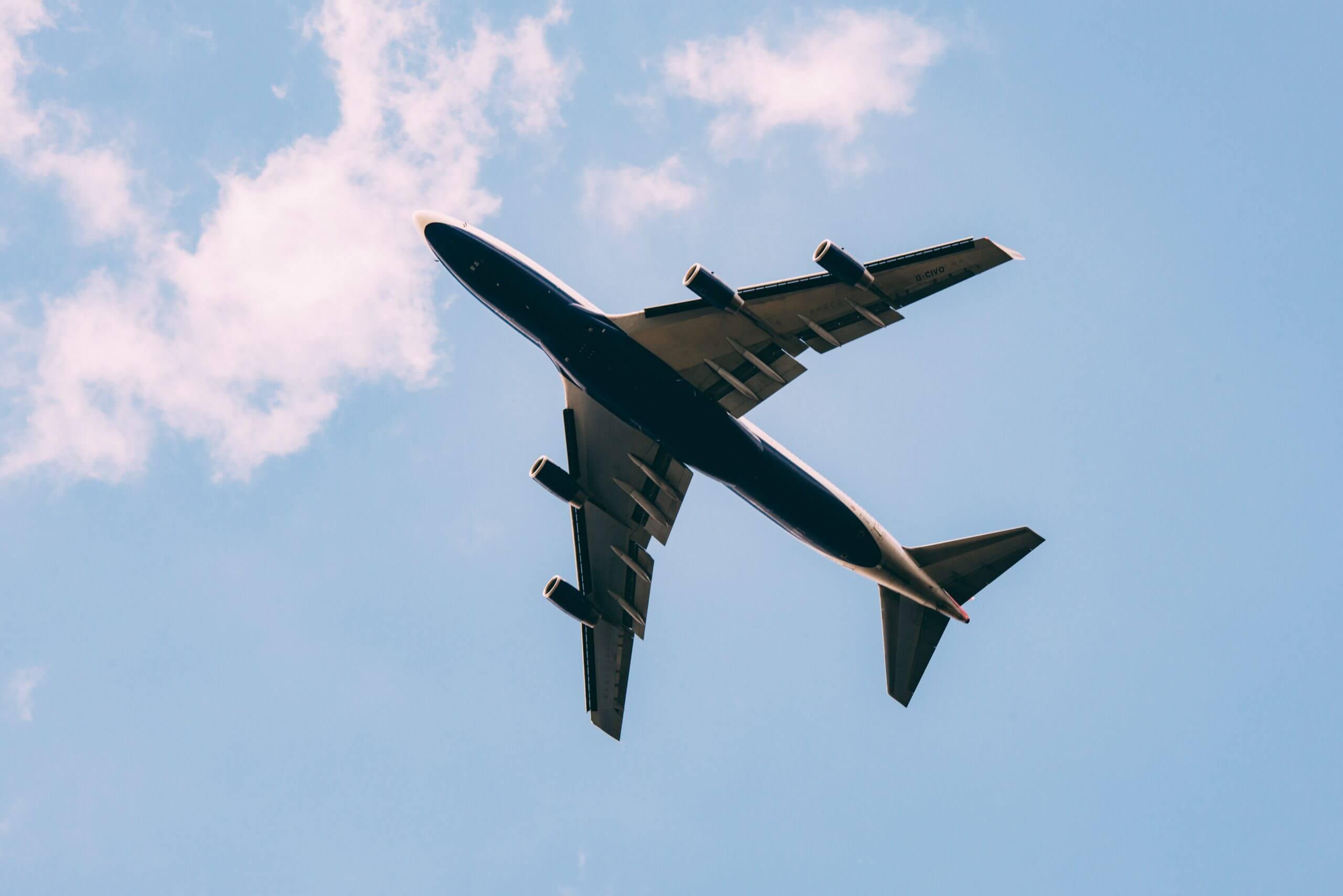 jordan-sanchez vliegtuig