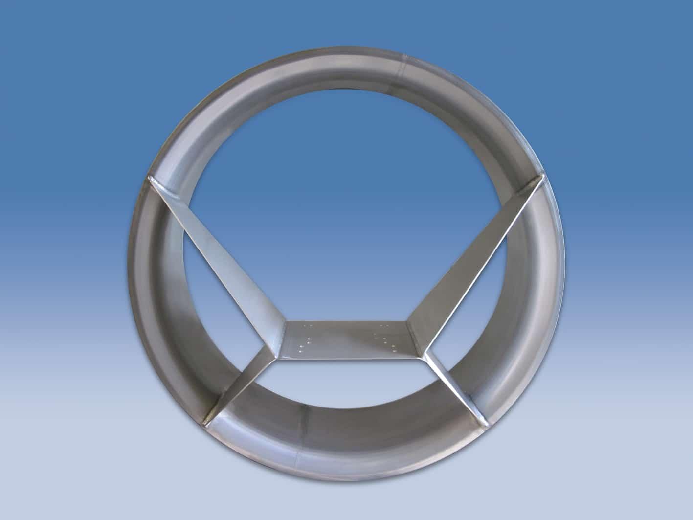 Ventilatorhuis diameter 1400