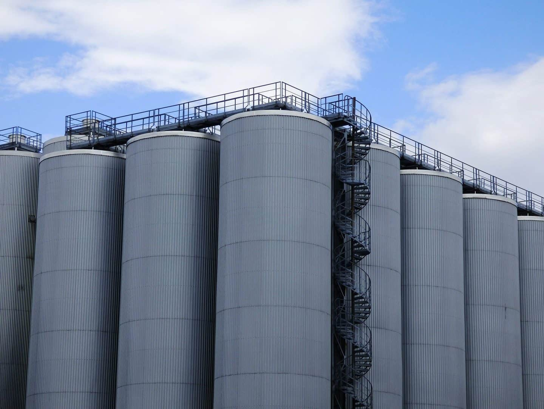 brewery silobouw