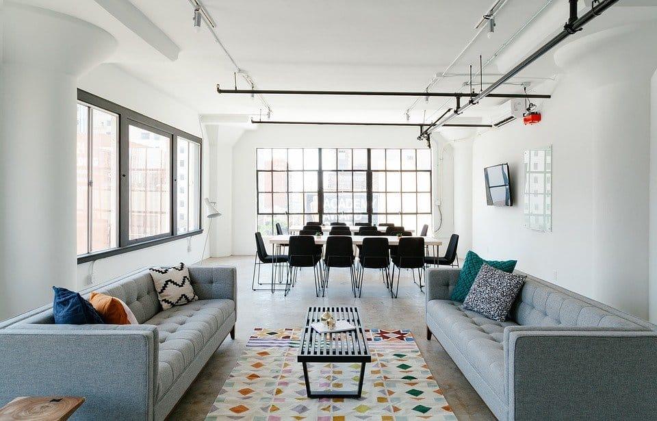 Interieur meubelindustrie